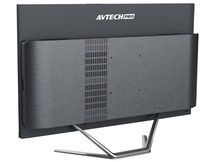 Dators All-in-One AVTECH G700, IPS27 2K, CPU i3 8100, RAM8GB, SSD128GB M.2, W10Pro