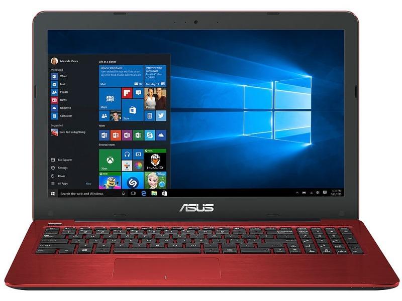 Asus VivoBook X556UQ Red 15.6