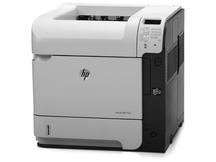 Lāzerdrukas melnbalts printeris HP LaserJet Enterprise 600 Printer M602dn, mazlietots