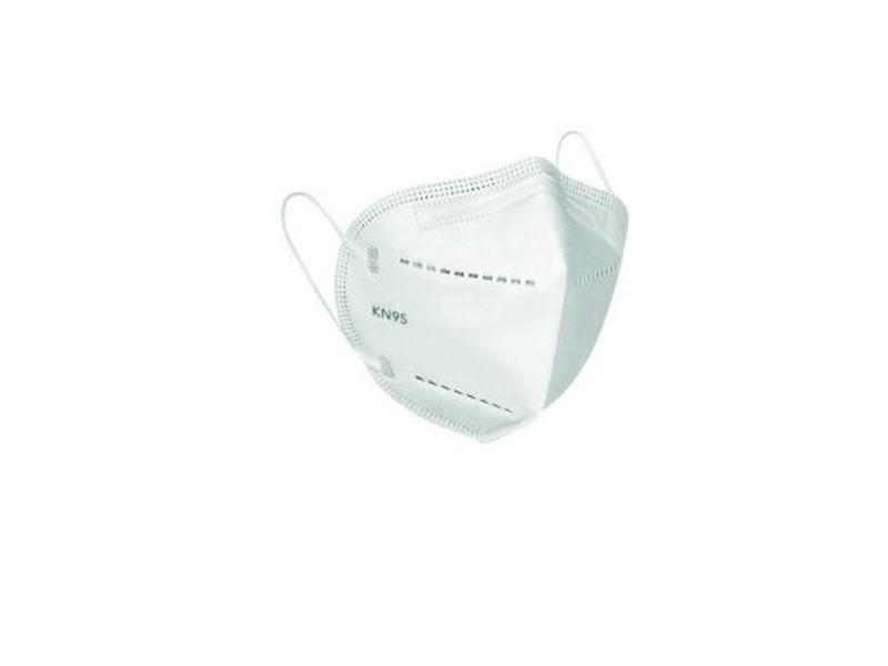 Respirators, bez vārsta, FFP2, CE Sertificēts